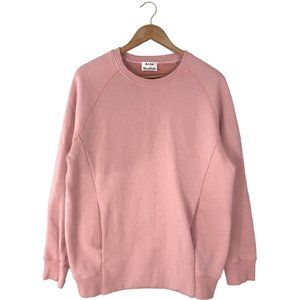 Acne Studios SS15 Bird Fleece crewneck sweatshirt